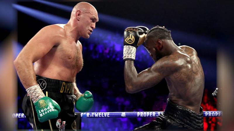 Deontay Wilder vs Tyson Fury quedará pospuesto según Bob Arum