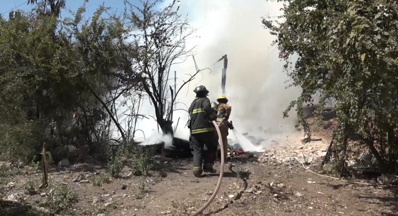Incrementan incendios hasta 30 por ciento en esta cuarentena