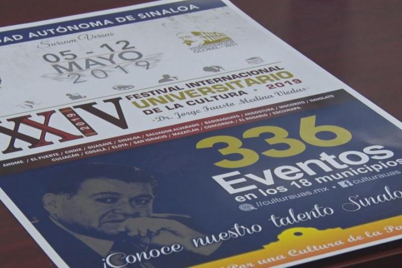 Sí habrá Festival de la Cultura de la UAS, será virtual