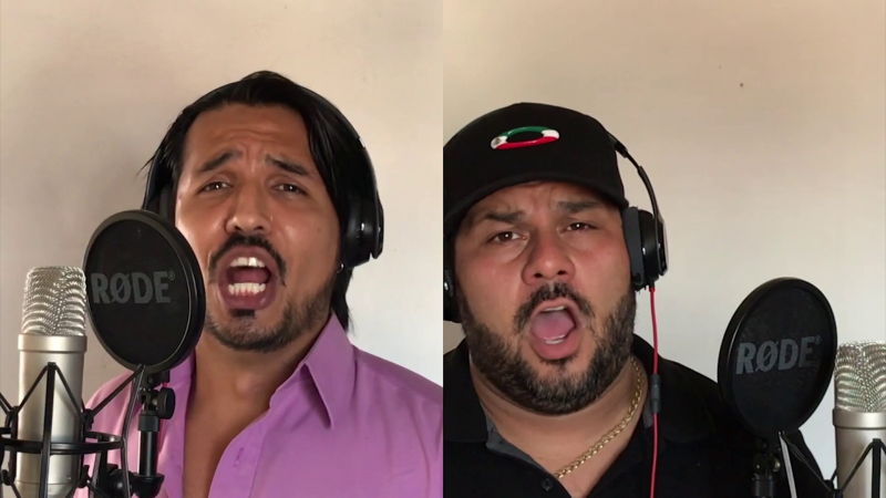 Cantantes de ópera unen sus voces contra el coronavirus