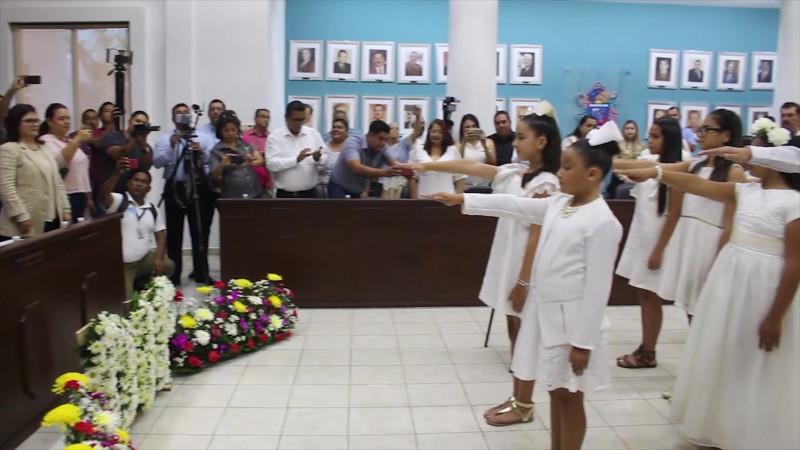 Posponen toma protesta cabildo infantil por emergencia sanitaria