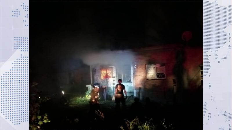 Se incendia vivienda en Villa Unión
