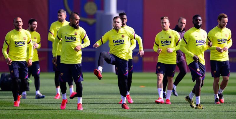 Regresan los entrenamientos de Fútbol en España