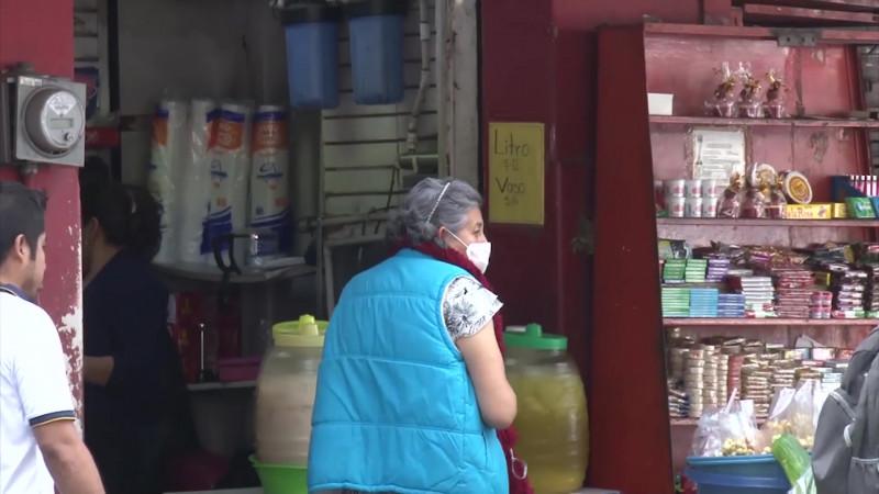 Pese a cuarentena se mantiene percepción de inseguridad en calles