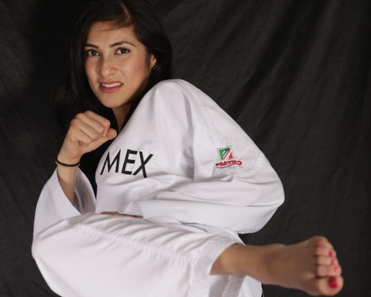 Itzel Manjarrez ex olímpica en Rio 2016 da consejos de alimentación