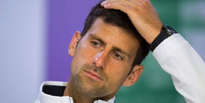 Djokovic ¿en problemas?