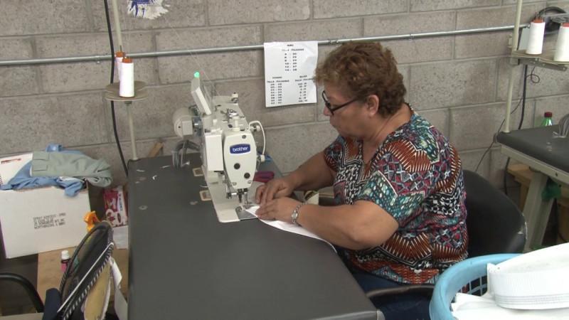 La Industria textil y de la confección aportó 3.2% del PIB de las industrias manufactureras