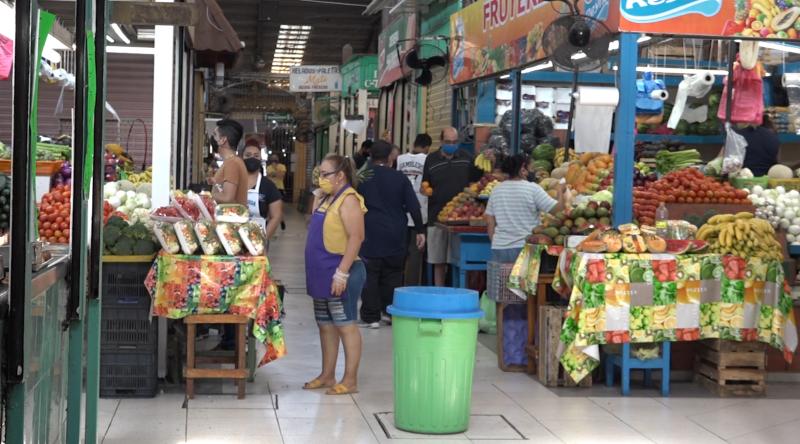 Sin festejo, mercado Pino Suárez cumple 121 años de apertura