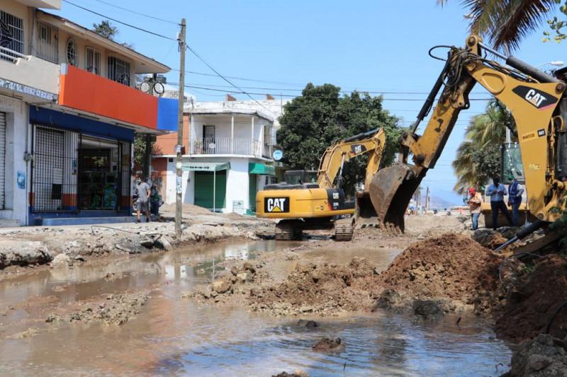 Otra vez se quedará sin agua el Centro de la ciudad