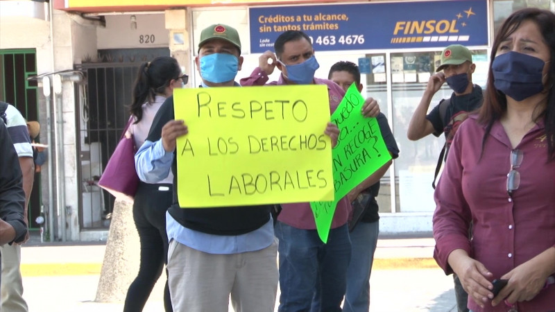 Confirman contagio de cuatro trabajadores municipales