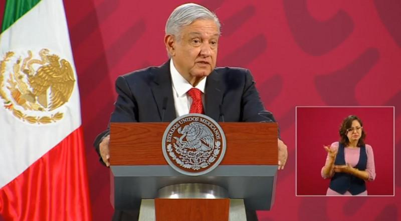 """""""Nos estamos preparando para el regreso a la normalidad"""": López Obrador"""