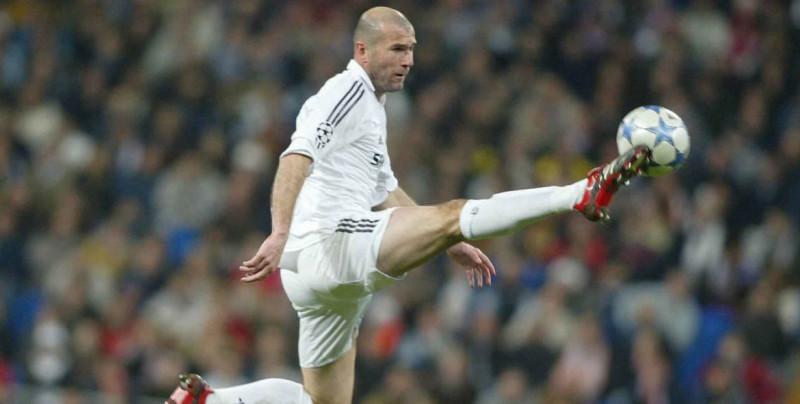 14 años del retiro de Zinedine Zidane