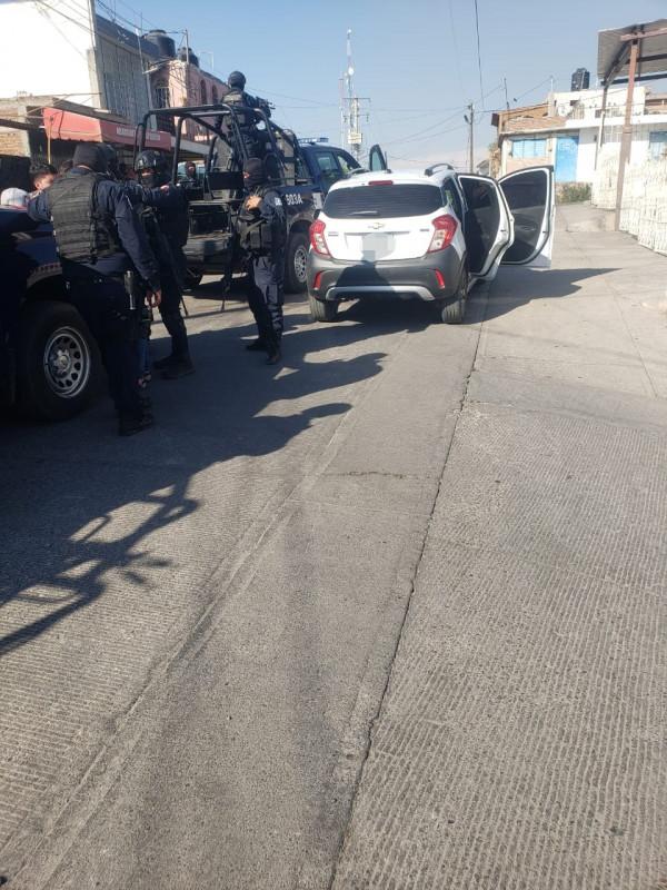 Liberan a conductor que había sido retenido contra su voluntad y aseguran al probable responsable
