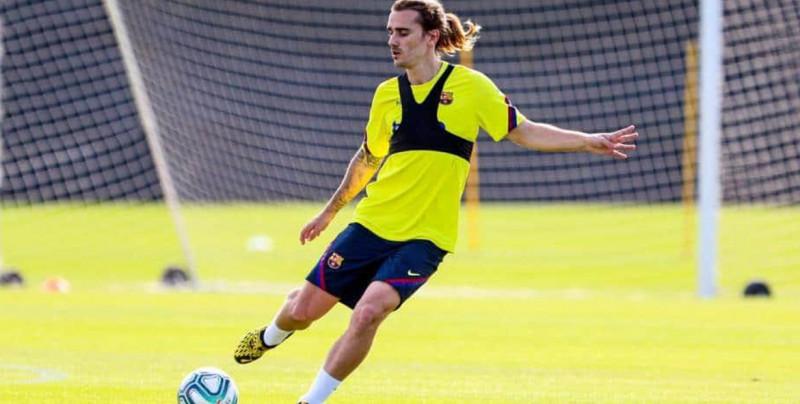 La plantilla del Barcelona vuelve a los entrenamientos