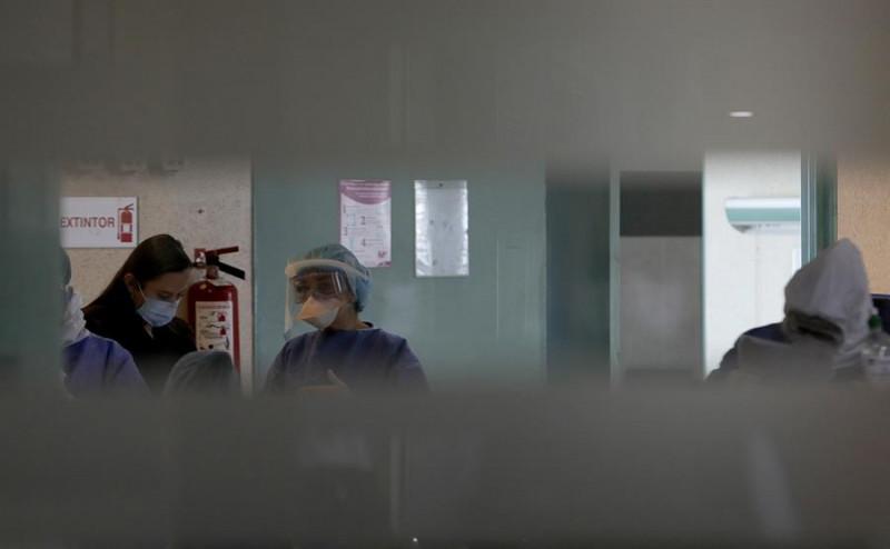 """""""Ruta COVID-19"""": Así funciona un hospital dedicado al coronavirus en México"""