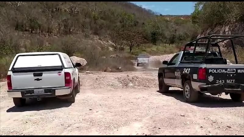 Encuentran cuerpo sin vida en los límites del Basurón Municipal