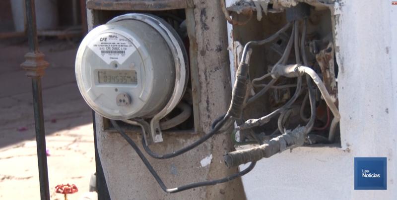 Mala instalación de CFE no permite prender refrigeración
