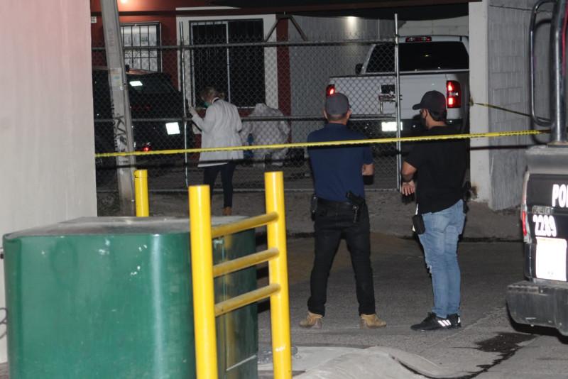 Asesinan a una persona en Villa Bonita