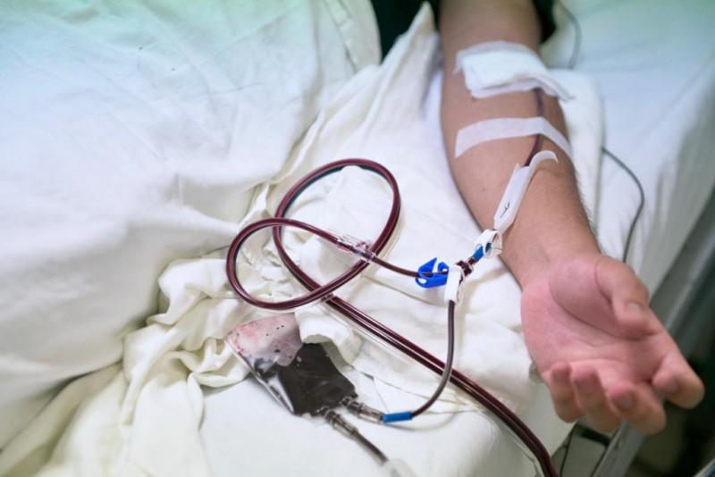 IMSS,  institución del país certificada para hacer uso de plasma convaleciente