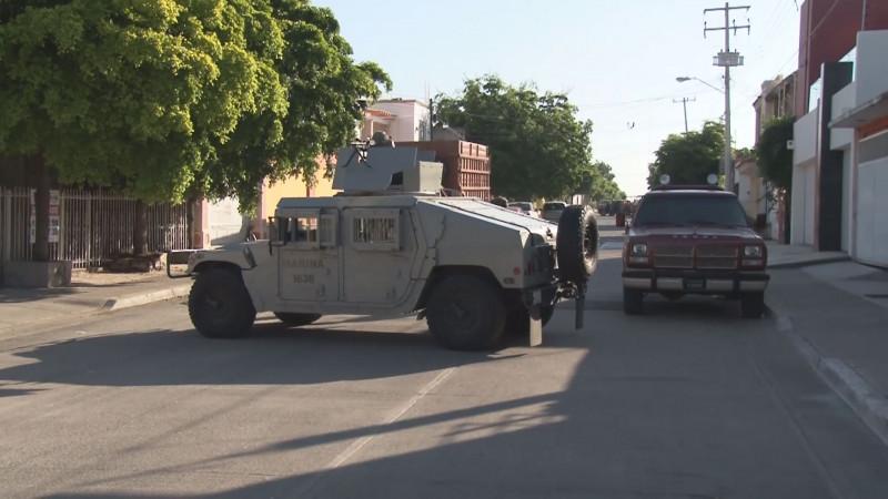 Militares regresan a funciones de seguridad pública