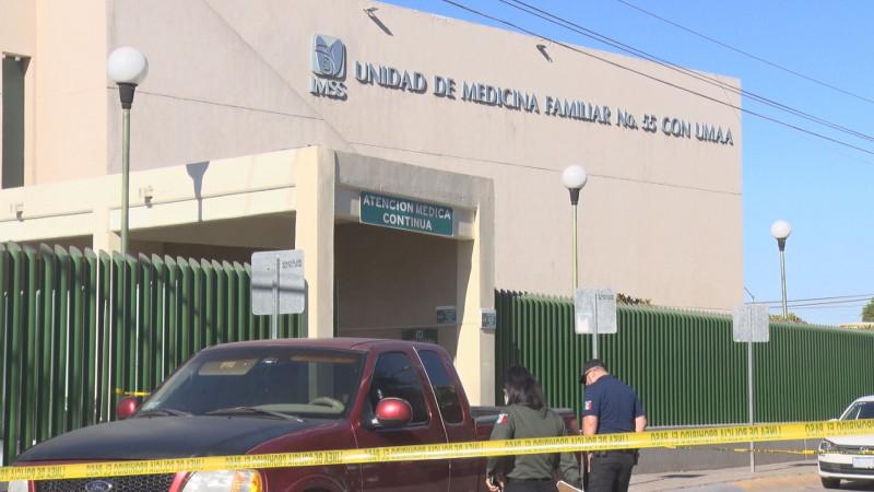 Disparan contra elemento de la PEP en Culiacán