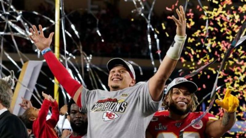 Mahones favorito para ganar el MVP en la NFL