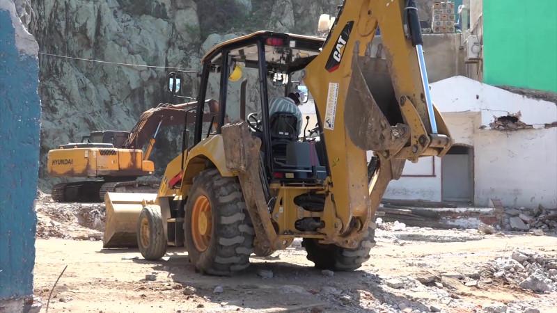 Consideran riesgos de contagios también en sector de la construcción