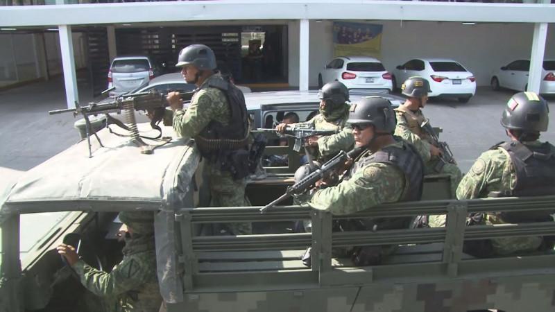 Militarización del país, una muestra del fracaso en las estrategias de seguridad: Loza Ochoa