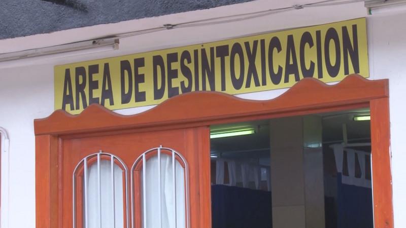 Centros de rehabilitación de Sinaloa sin casos COVID-19