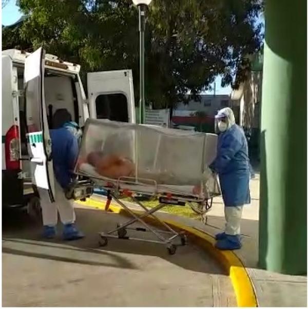 En Villa Unión confirman caso sospechoso de coronavirus