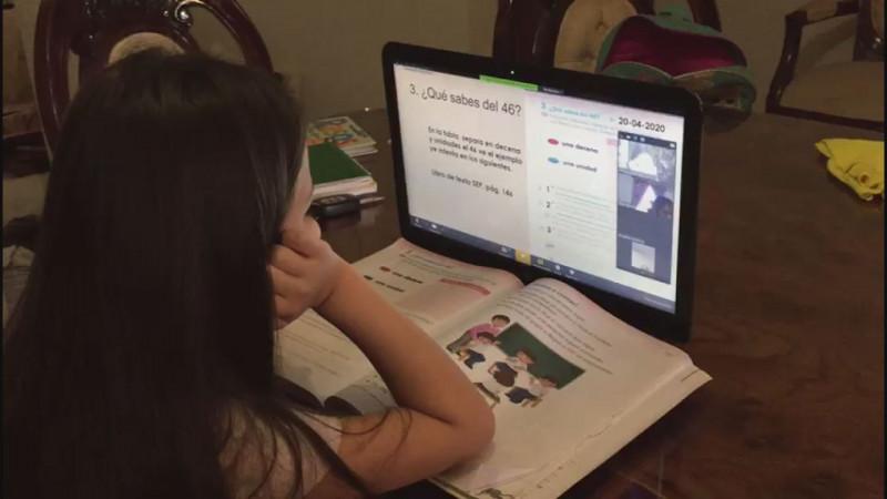 Sinaloa cierra ciclo escolar con clases a la distancia