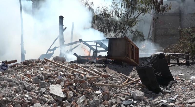 En menos de 15 días, se han atendido casi 30 incendios en baldíos