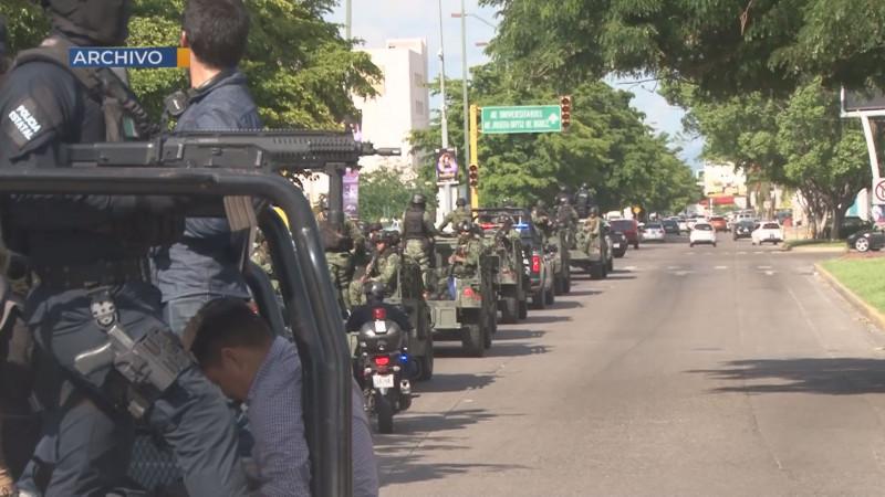 PAN desaprueba decreto que asigna a las fuerzas armadas tareas de seguridad pública