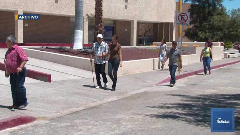 Retiran vendedores ambulantes del Hospital Covid de ciudad obregon