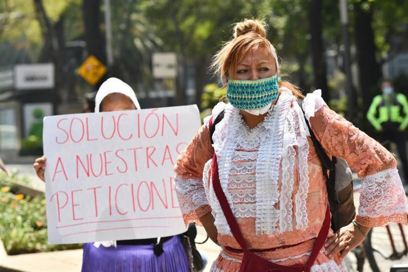 Entre marzo y junio, se estima que México habrá perdido casi 2 millones de empleos.