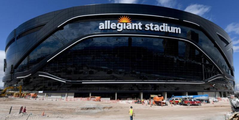 La nueva casa de los Raiders en las Vegas si estará lista para este 2020