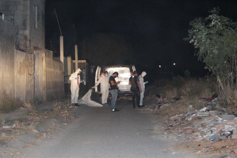 Asesinan a hombre en Prados del Sur