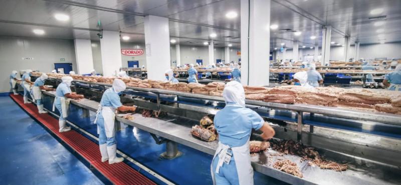 Fortalecen protocolos sanitarios en la industria