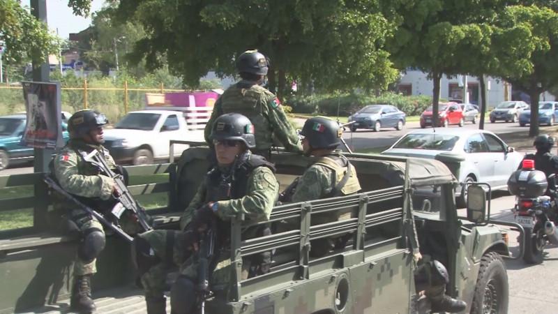 En Sinaloa ya se trabaja de manera coordinada con las fuerzas armadas