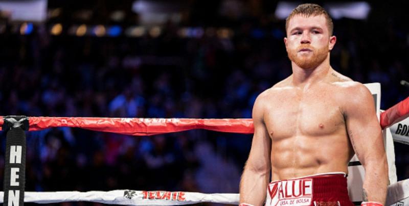 """""""Canelo"""" busca regresar al ring, pero sería sin publico"""