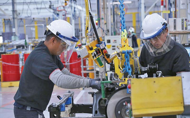 Sector manufacturero se ve afectado con bajas por COVID-19