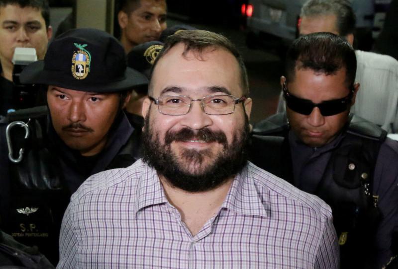 Tribunal le niega apelación a Javier Duarte y le ratifican sentencia por 9 años de prisión