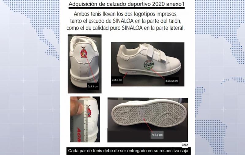 Gobierno del Estado publica licitación para calzado deportivo