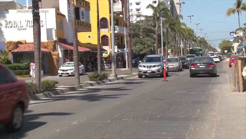 Reabren este martes tramo de la Avenida Camarón Sábalo