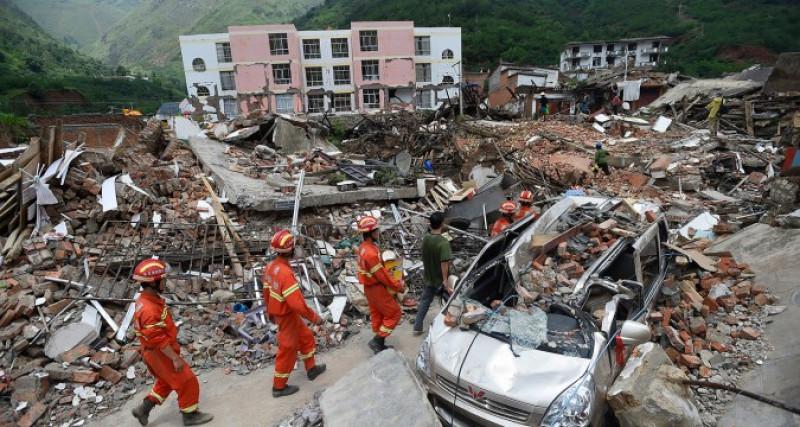 Terremoto al sureste de China deja cuatro muertos y 24 heridos