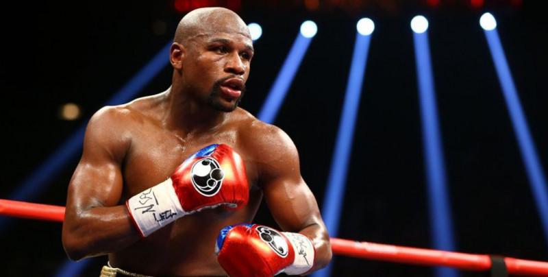 """""""Boxeadores tendrán que bajar su bolsa"""" Mayweather"""
