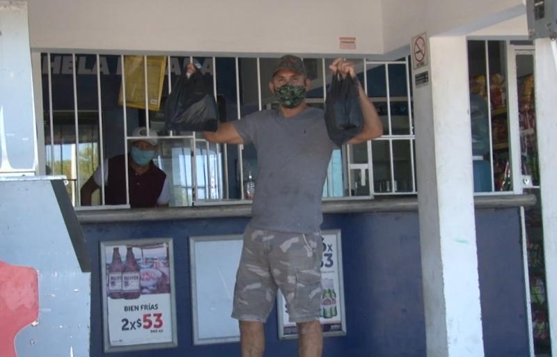 Levantan cortinas expendios de cerveza en Mazatlán