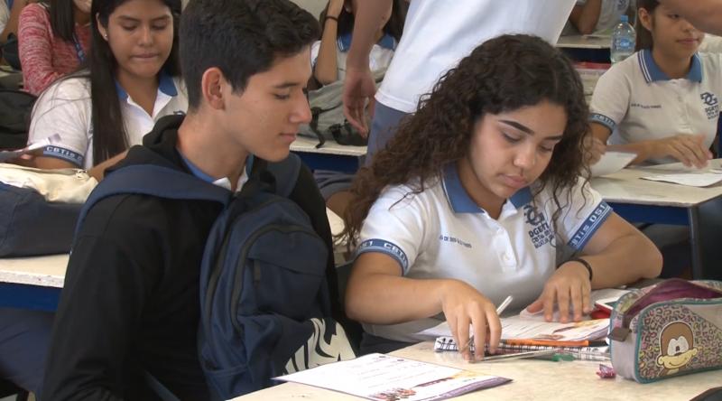 Alumnos de 3er grado podrán conocer su progreso con evaluación en línea