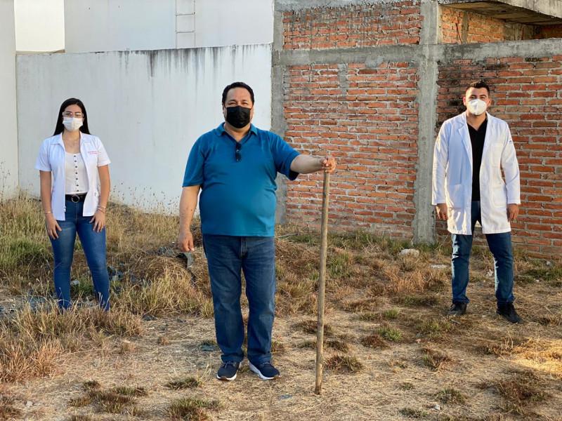 Jóvenes derriban problemas pese a crisis sanitaria:  Fernando Pucheta