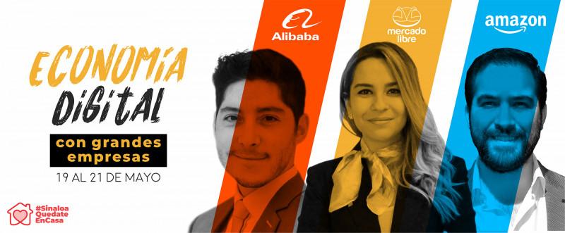 """Emprendedores y Mipymes continúan con su capacitación a través de """"Webinar Puro Sinaloa"""""""